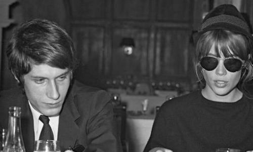 Les stars face à l'infidélité : Qui part ? Qui reste ? - Françoise Hardy et Jacques Dutronc