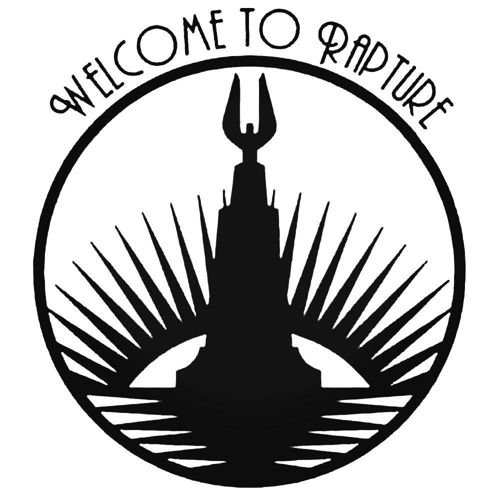 Bioshock Lighthouse Icon Vinyl Decal Sticker | Aftermarket ...