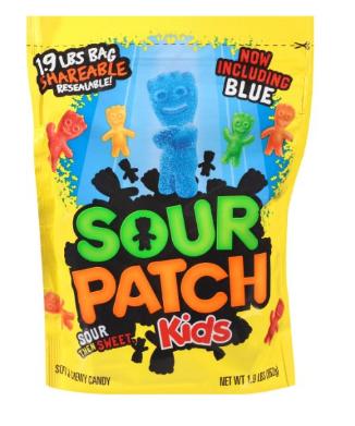 Sour Patch Kids Candy 2lbs Soins Naturels Pour La Peau Bonbon Carte Invitation Anniversaire
