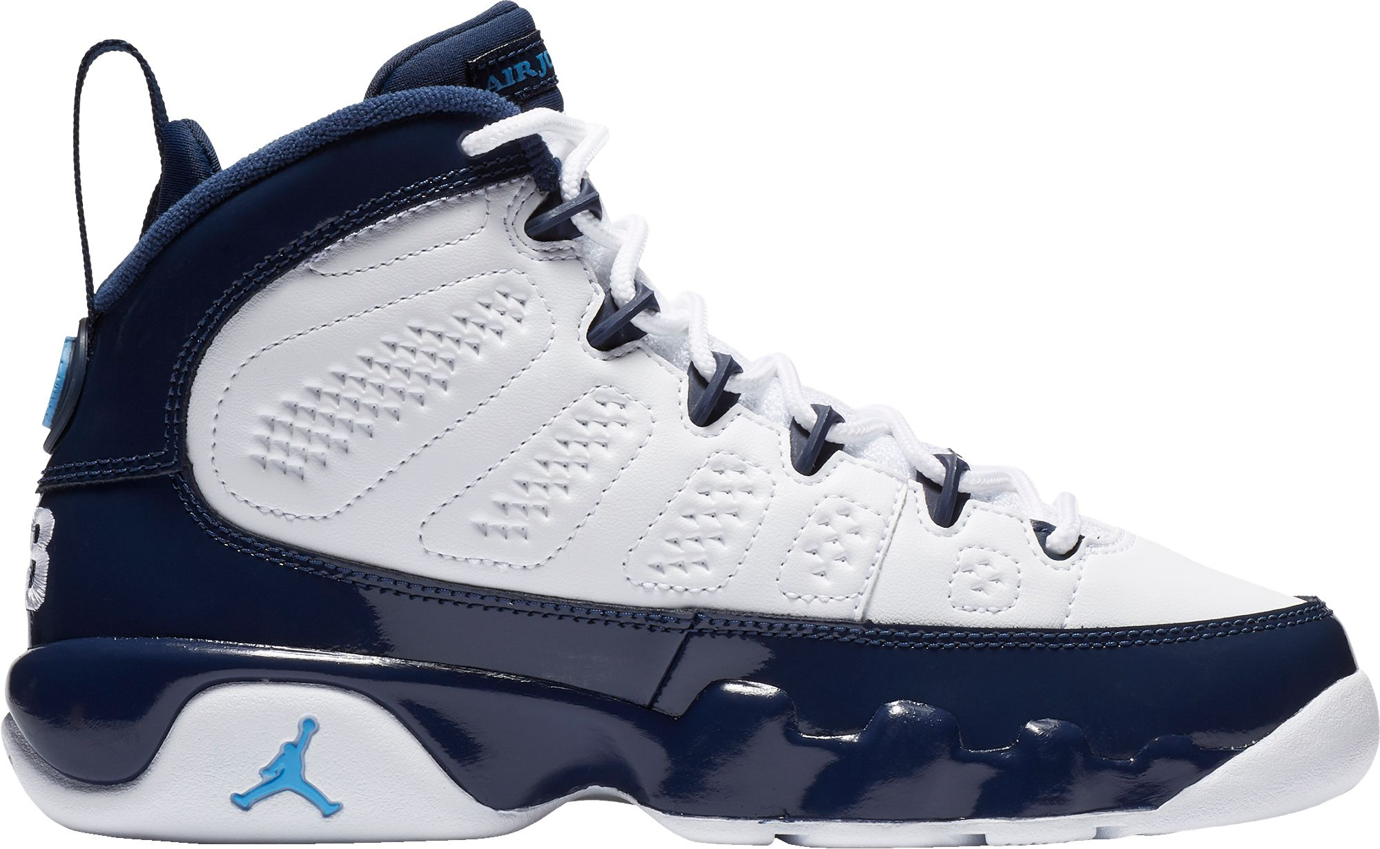 e3bf2ee75f0 Jordan Kids' Grade School Air Jordan 9 Retro Basketball Shoes in ...
