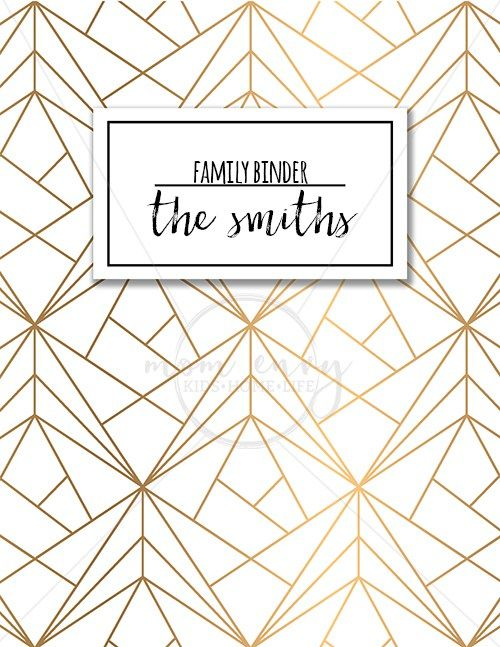 Family Binder Covers Free Planner Covers Family Binder Covers Binder Covers Free Binder Covers Printable Binder Cover Templates