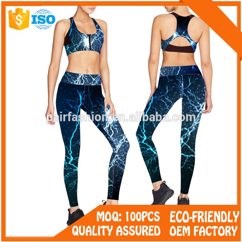 6375c1f2f OEM competitive premium yoga clothes, wholesale Stylish activewear design  for women cycling wear