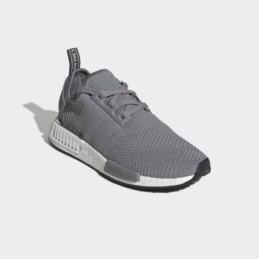 Adidas Nmd R1 Shoes Grey Adidas Us In 2020 Adidas Nmd R1 Grey Adidas Adidas