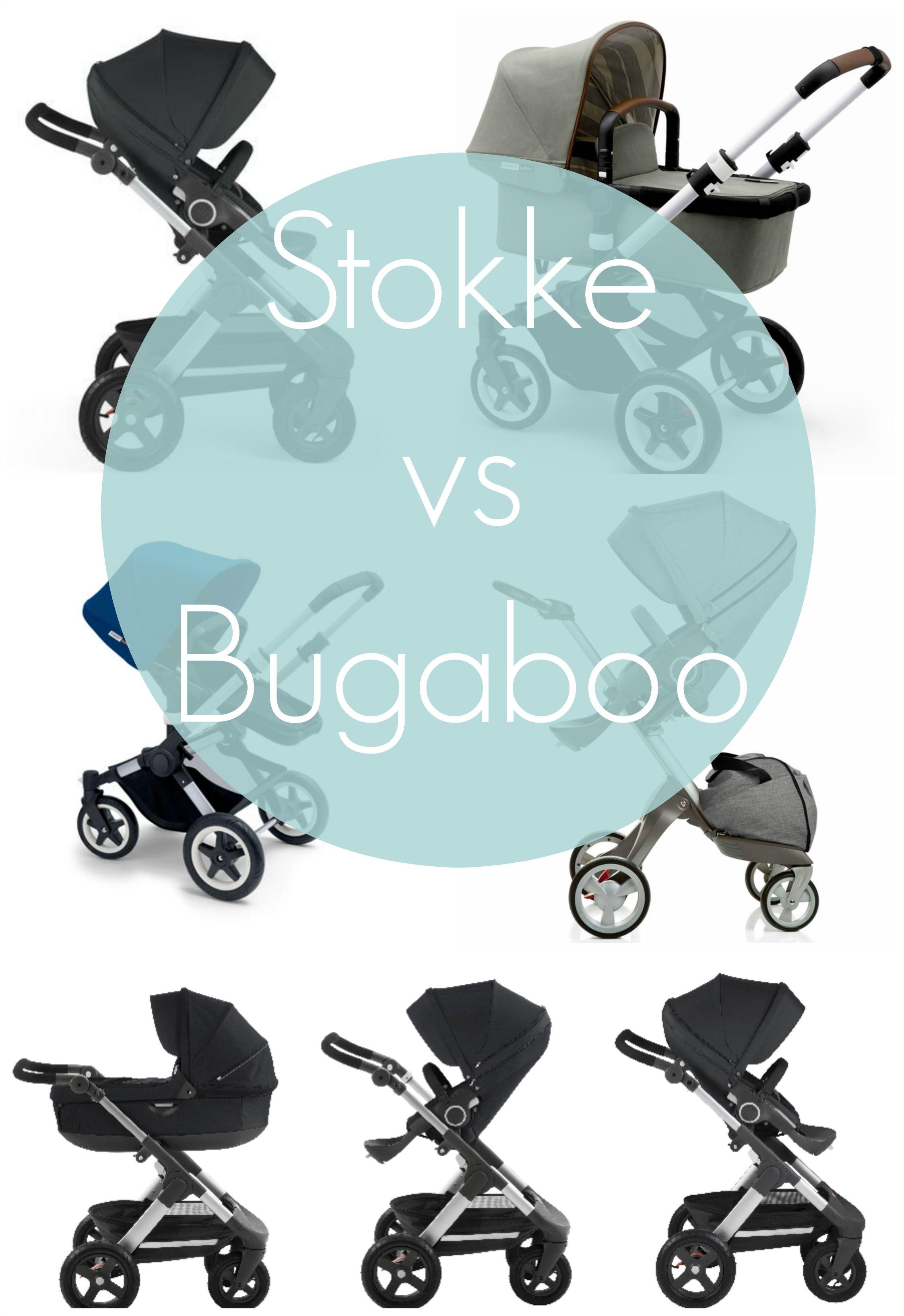 Stokke vs Bugaboo Stroller Review Bugaboo, Bugaboo