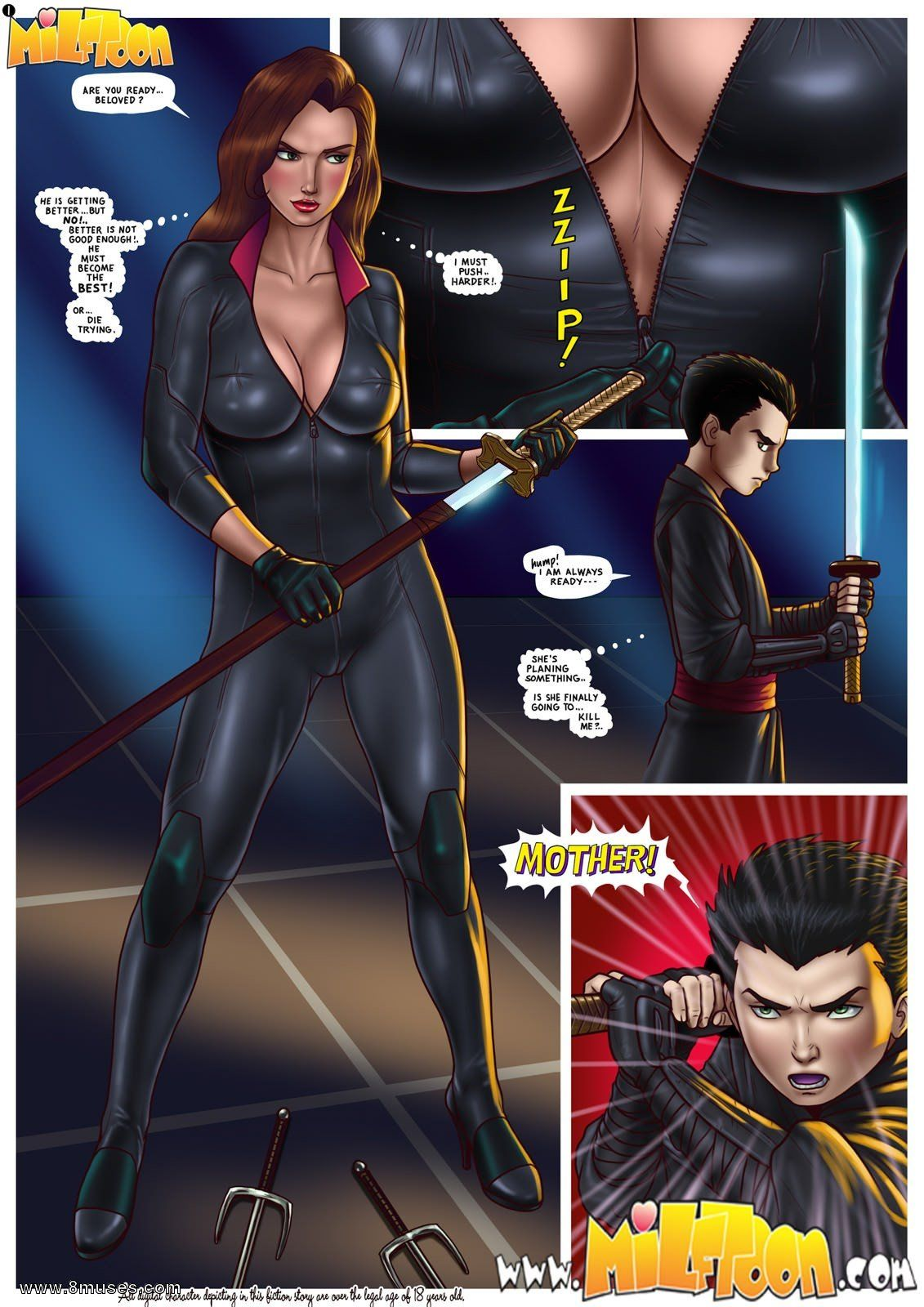 Incest Hentais Stunning incest comics archives - page 35 of 112 - hentai - rule34