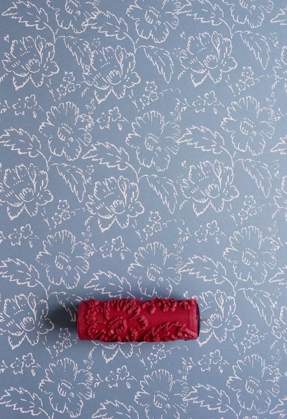 Strawberry Pattern Paint Roller No 19 From Paint Courage