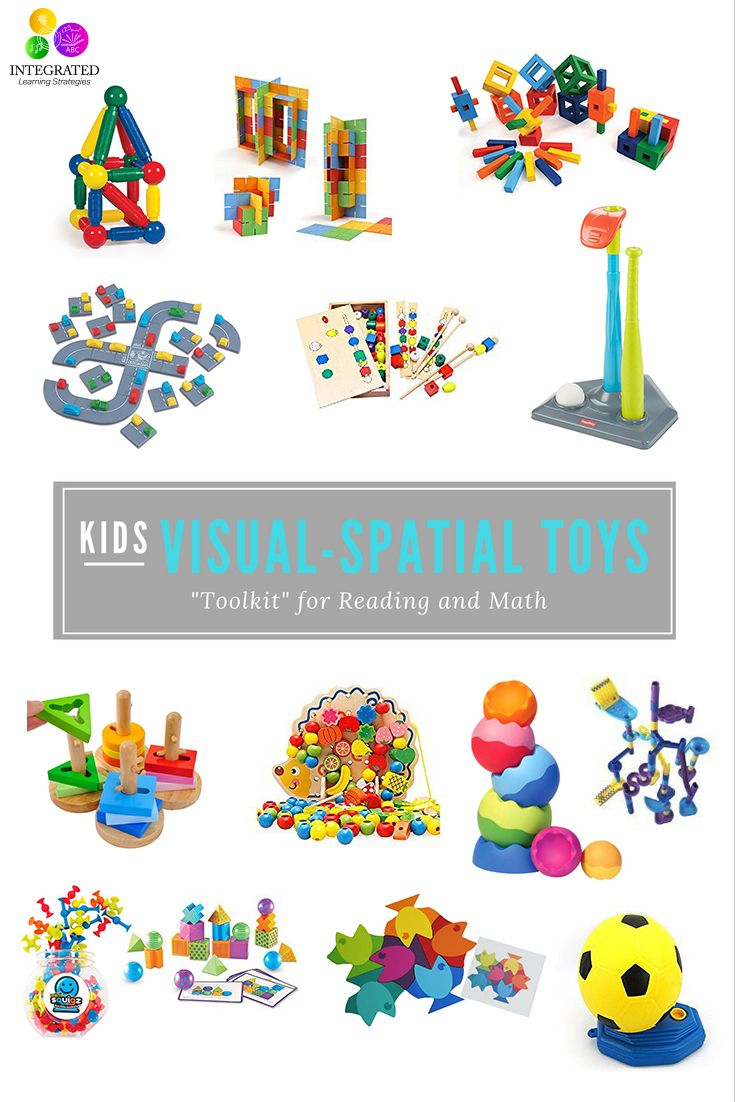Visual Spatial Skills Your Child S Navigation Toolkit For Reading And Math Inte Fine Motor Activities For Kids Integrated Learning Visual Motor Activities