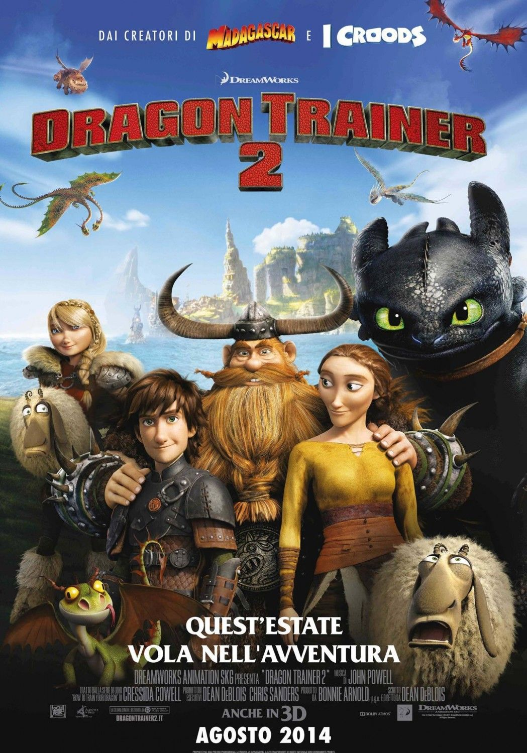How To Train Your Dragon 2 2014 How Train Your Dragon How To Train Your Dragon How To Train Dragon