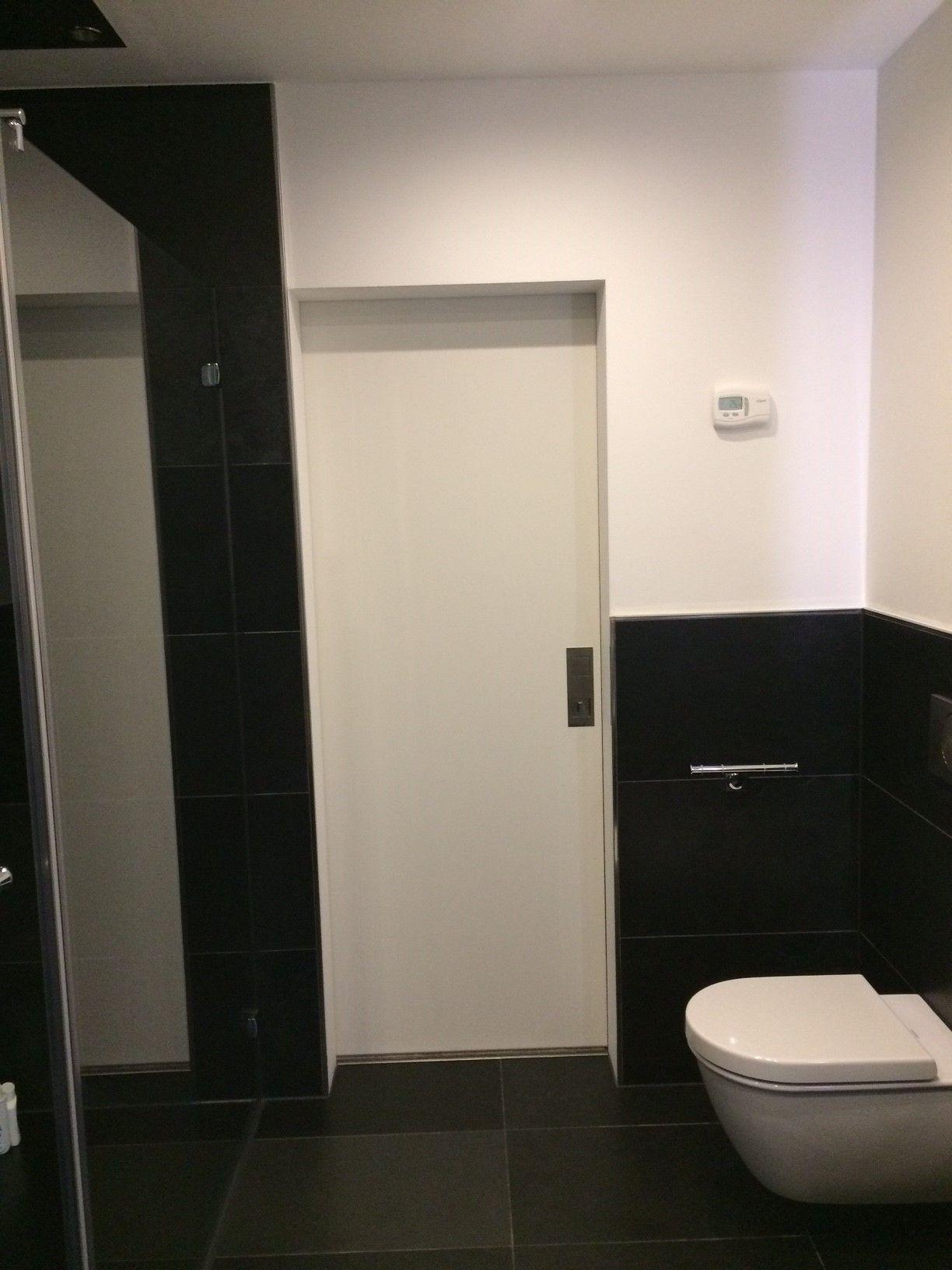 Badezimmer Schiebetur Abschliessbar Geschlossen Badezimmer Schiebetur Gaste Wc