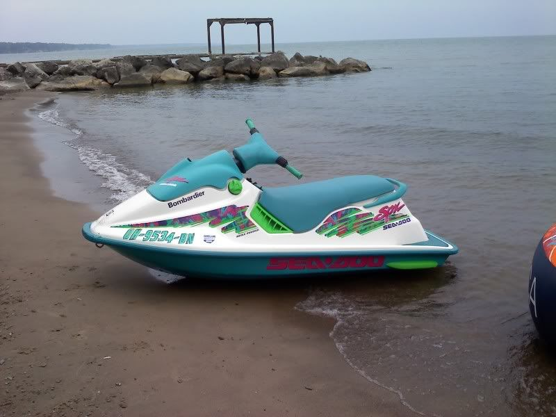 1995 Sea-Doo SPX, JUST LIKE THE ONE I OWNED LAST!!! | Jet
