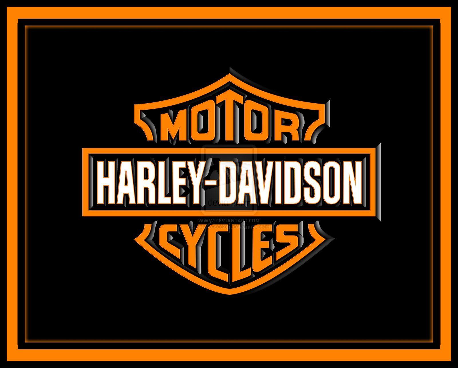 free harley davidson logos harley davidson logo 2 by