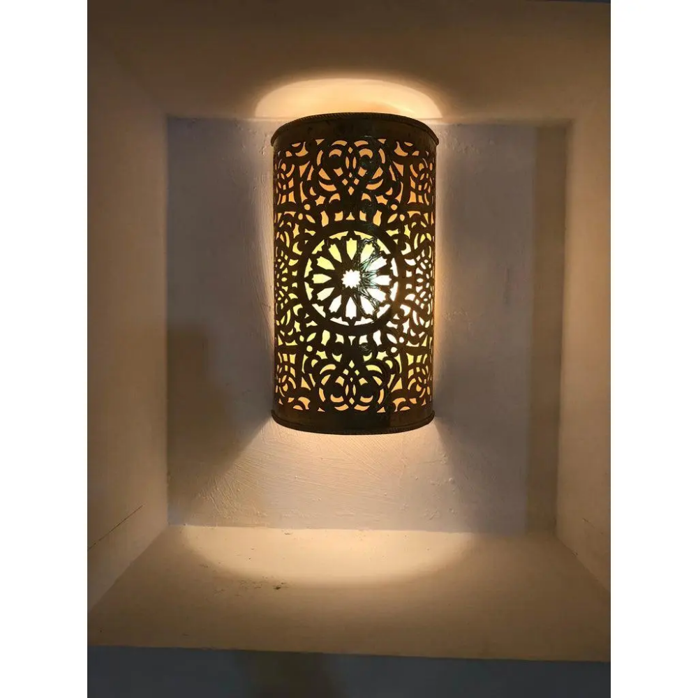 Pin On Moroccan Sconce
