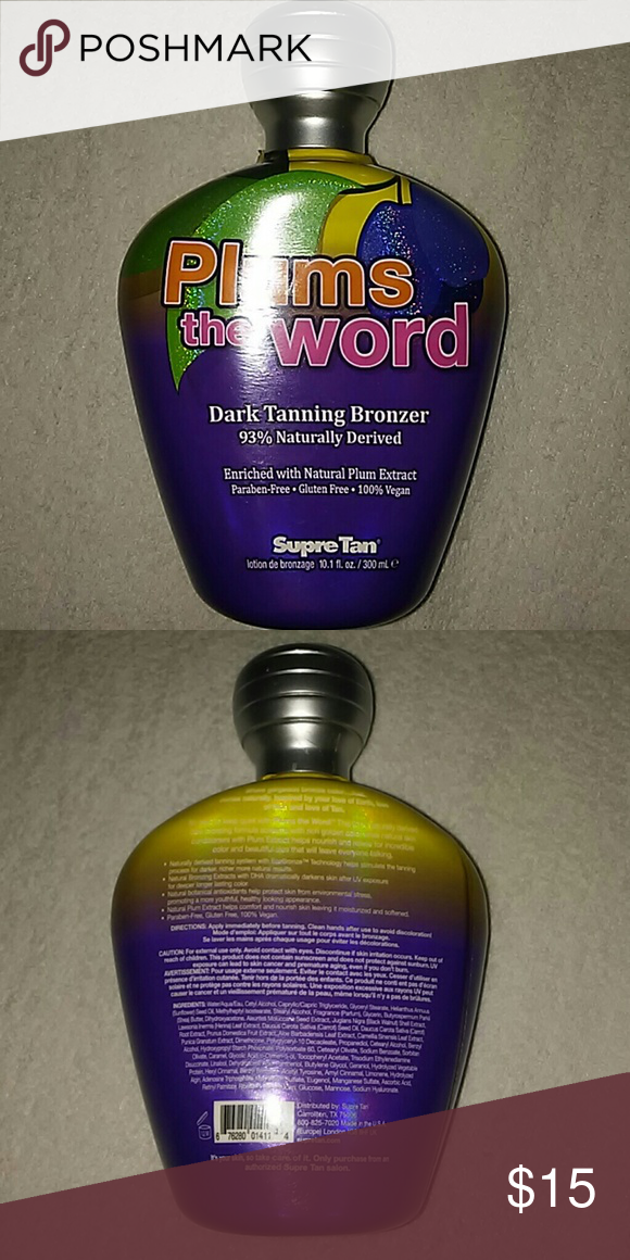 Sold*** sold*****sold | Paraben free products, Tanning ...