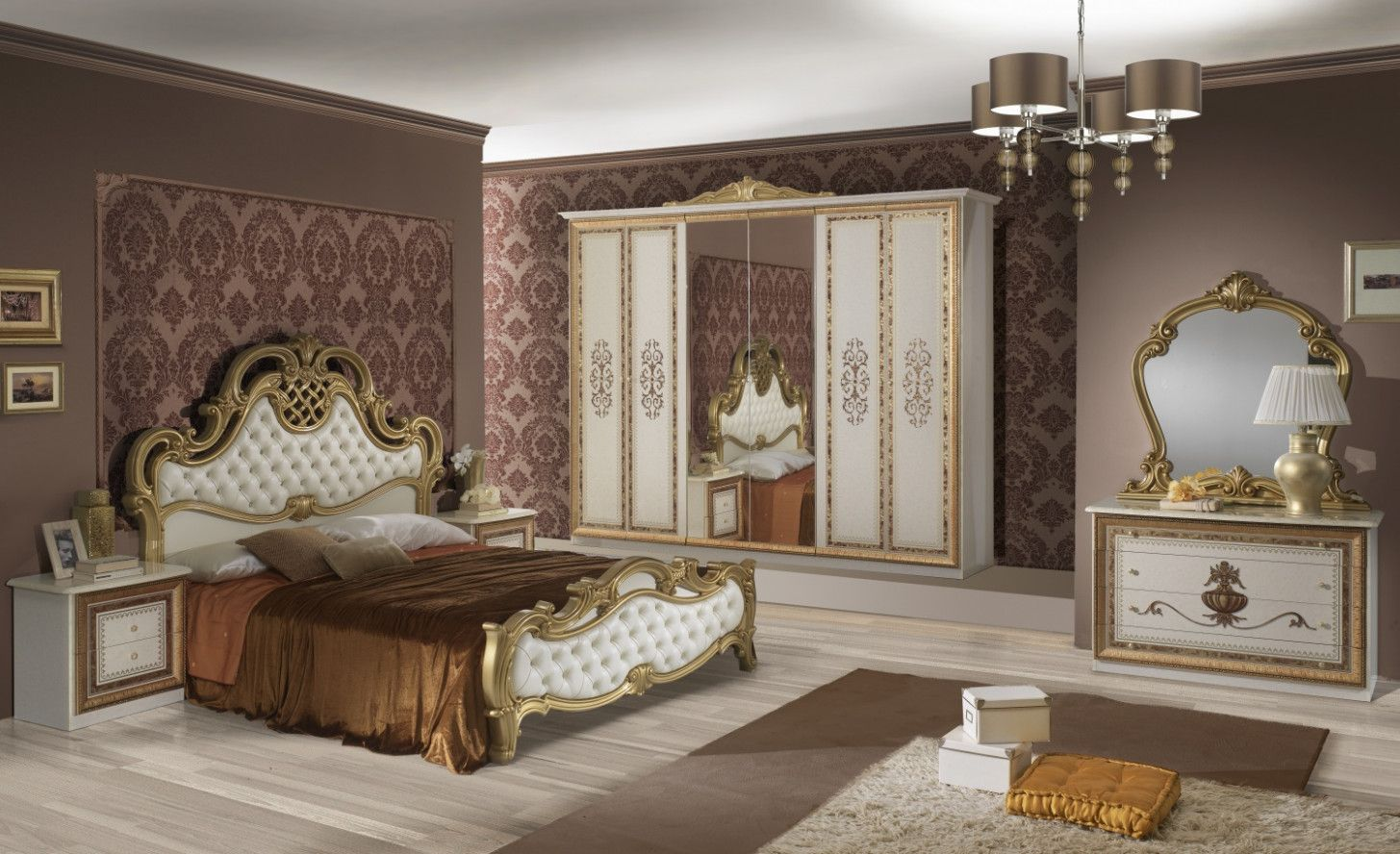Seven Advice That You Must Listen Before Embarking On Schlafzimmer Barock Modern Schlafzimm Barock Schlafzimmer Schlafzimmer Zimmer