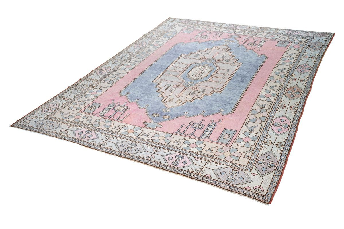 10x12 Pink Vintage Turkish Area Rug Area Rugs Rugs Colorful Rugs