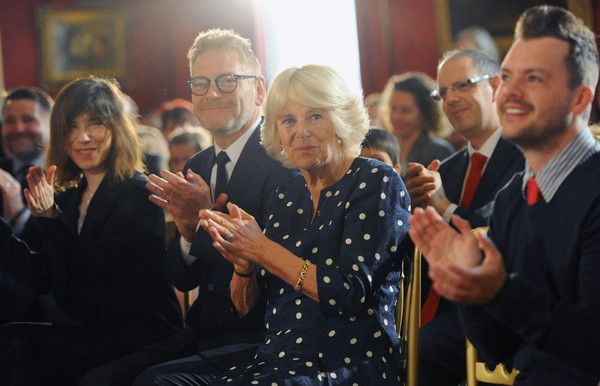 Camilla Parker Bowles Photos - The Duchess of Cornwall Attends the Final of BBC2's 500 Words Competition - Zimbio