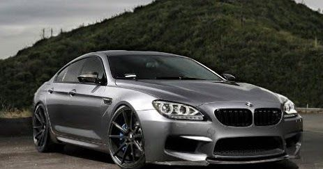 2017 Bmw M6 Sedan Redesign Release Date Review