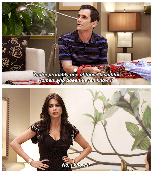 Modern Family I Love Gloria Just Watched This Episode I Absolutely Love Her Modern Family Funny Modern Family Memes Modern Family