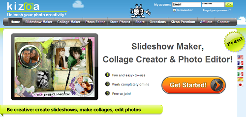 10 Sites To Make Free Photo Slideshow Online With Music Photo Slideshow Photo Collage Maker Free Slideshow Maker