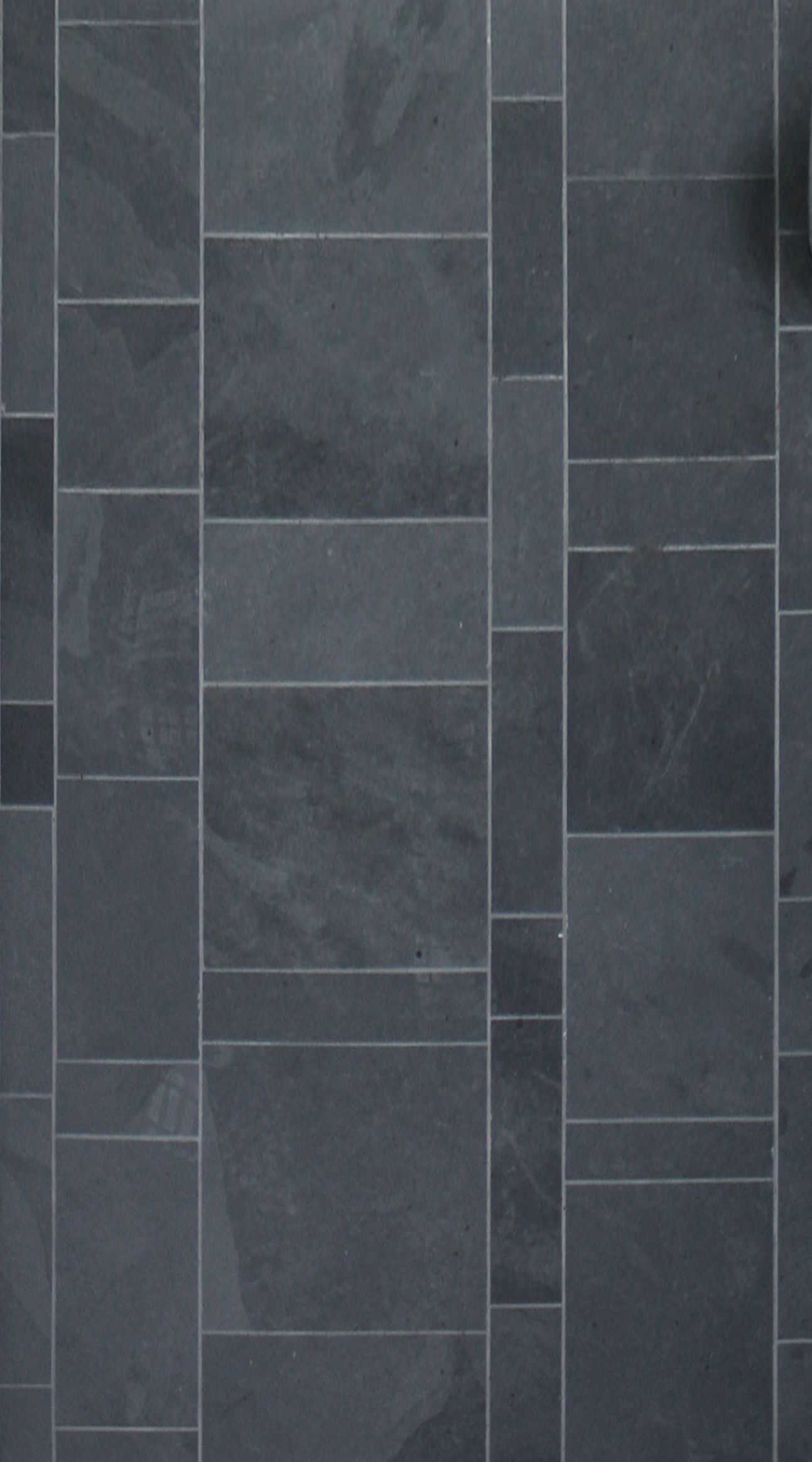 Floor Tile Natural Stone Black Slate Alchemy Architects Www Weehouse Com Patterned Floor Tiles Tiles Texture Tiles