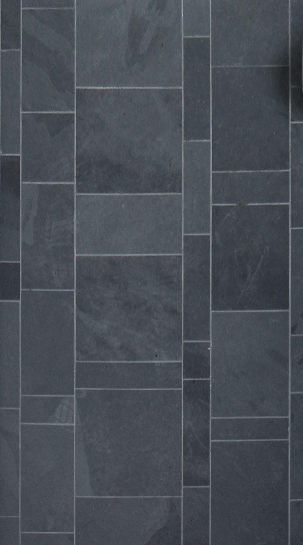 Floor Tile | Natural Stone | Black Slate | Alchemy ...