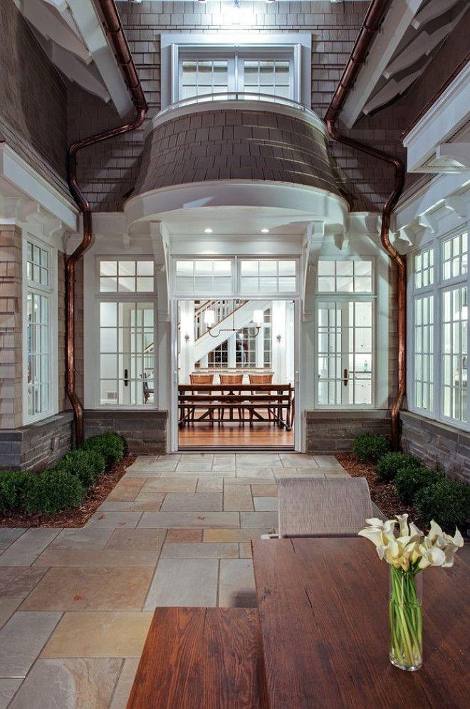 Shinge Exterior Design. Shingle Home Exterior. John