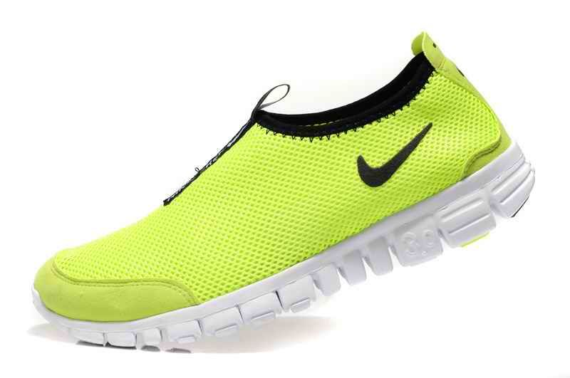 nike shox verde fluorescente
