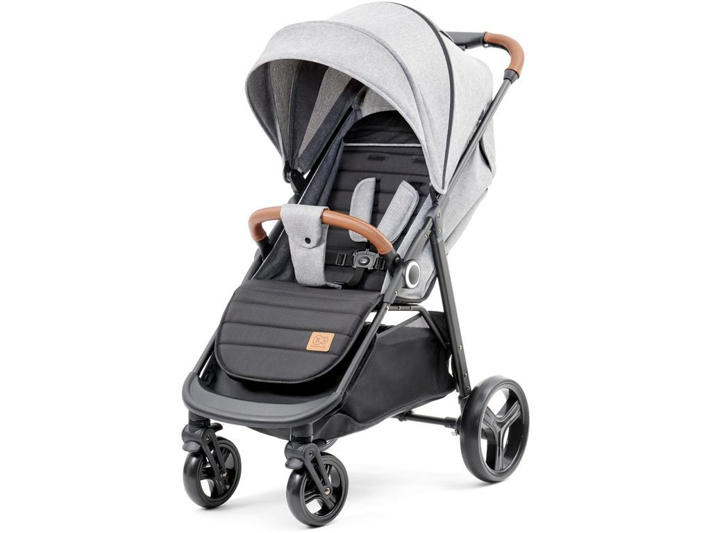 Buggy Mit Liegefunktion Günstig Kinderkraft Grande Pushchair Grey Baby Toddler In 2019
