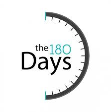 Visas last for 180 DAYS.  You are permitted to stay in Turkey for up to 90 days, within the limit of 180 days.
