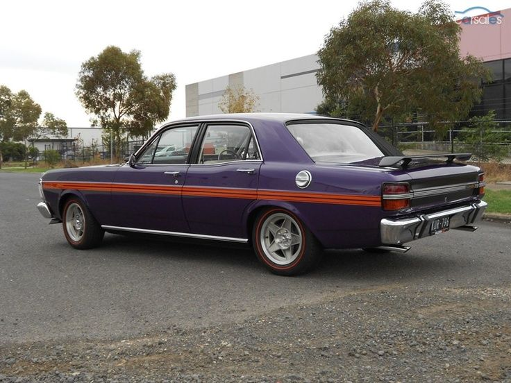 1971 Ford Falcon Gtho Phase Iii Xy Australian Muscle Cars Find