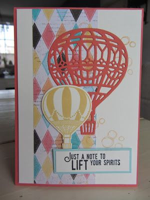 STAMPIN' CARDS BY MONIQUE