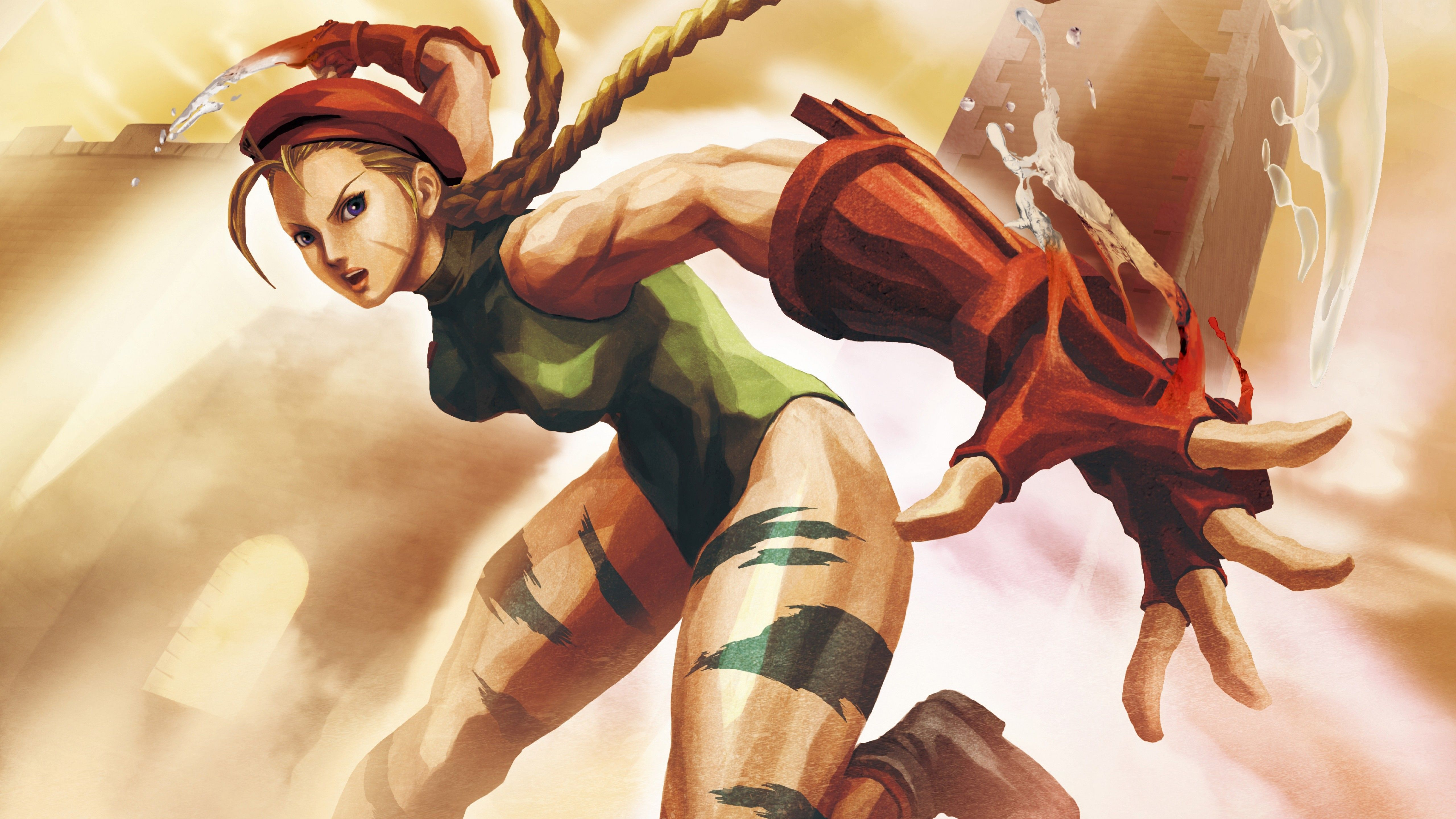 cammy street fighter v hd wallpaper x id | wallpapers | pinterest