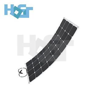 100 Watt 100w 12v 12 Volt Flexible Bendable Solar Panel Rv Boat Marine Battery Ebay Solar Panels Solar Panel Kits Solar