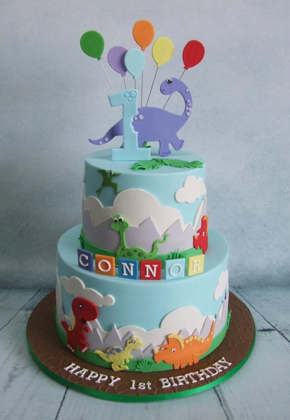 17 Adorable 1st Birthday Cake Ideas Birthday Cakes Pinterest