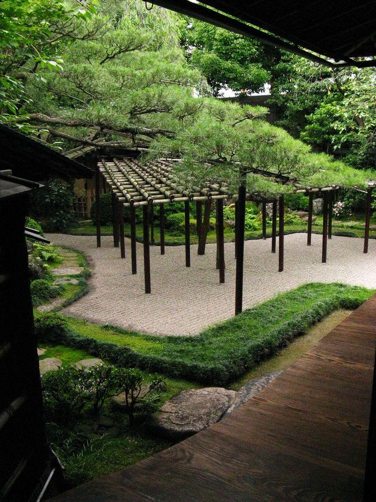Lessons In Scale Zen Rock Garden Landscape Design Japanese Garden