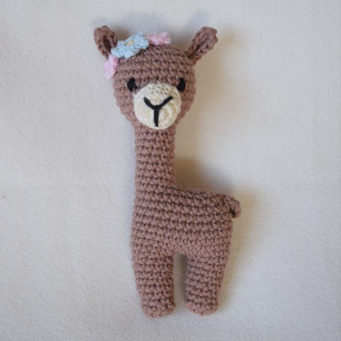 Lama Luzie Hakenbreien Pinterest Crochet Diy Crochet Und