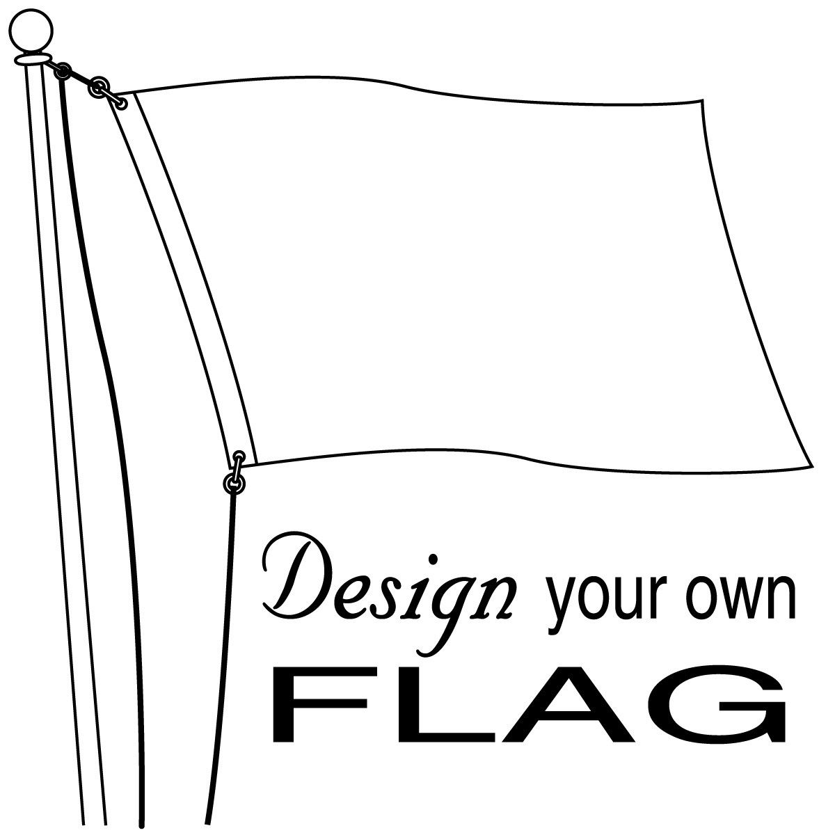 Crayon Box Template Make Your Own Flag, Design Your Own Flag