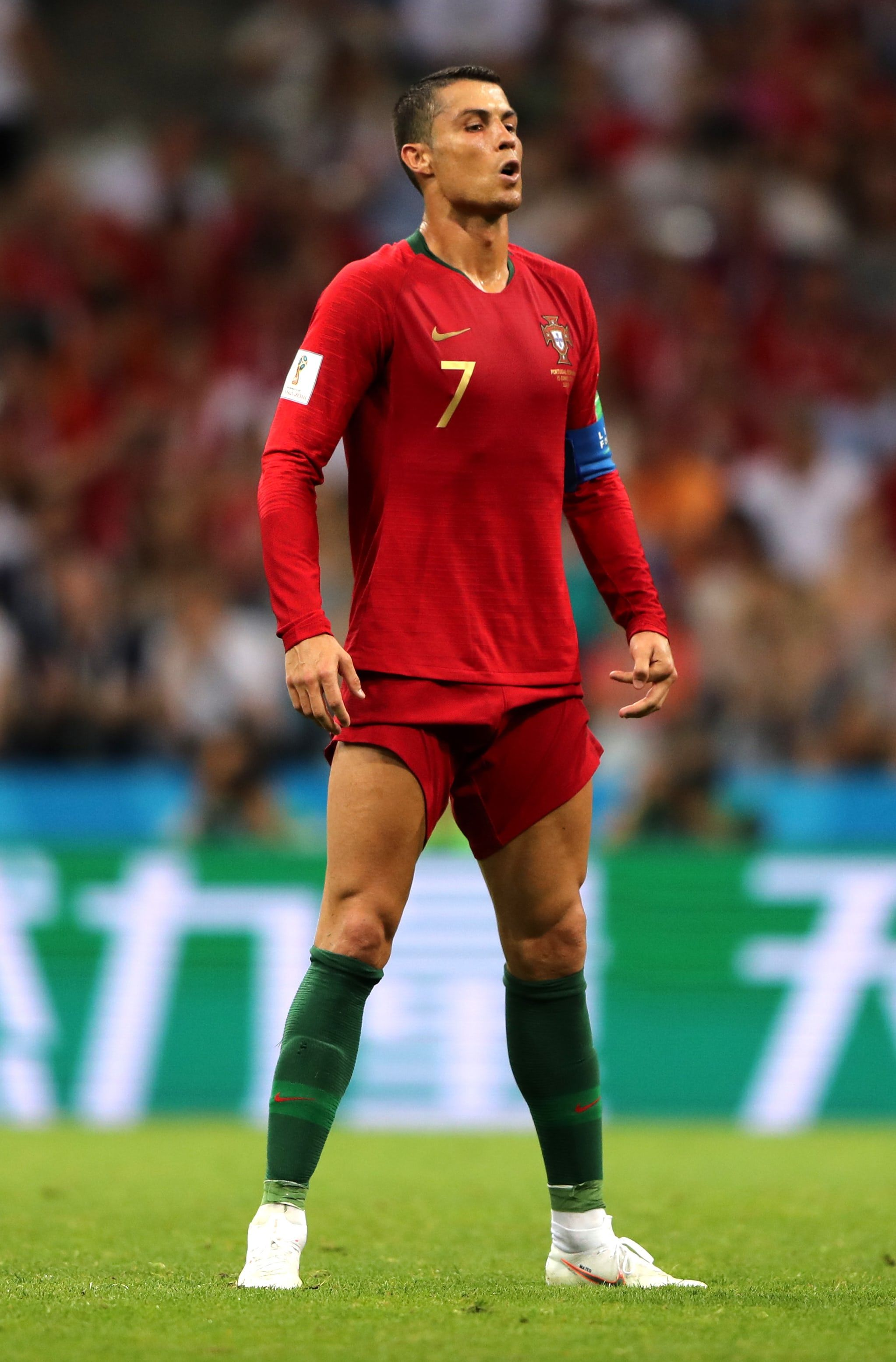 best loved a468c 8b9dd World Cup 2018: Cristiano Ronaldo saves Portugal in classic ...