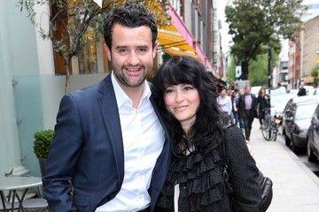 Daniel Mays With Wife