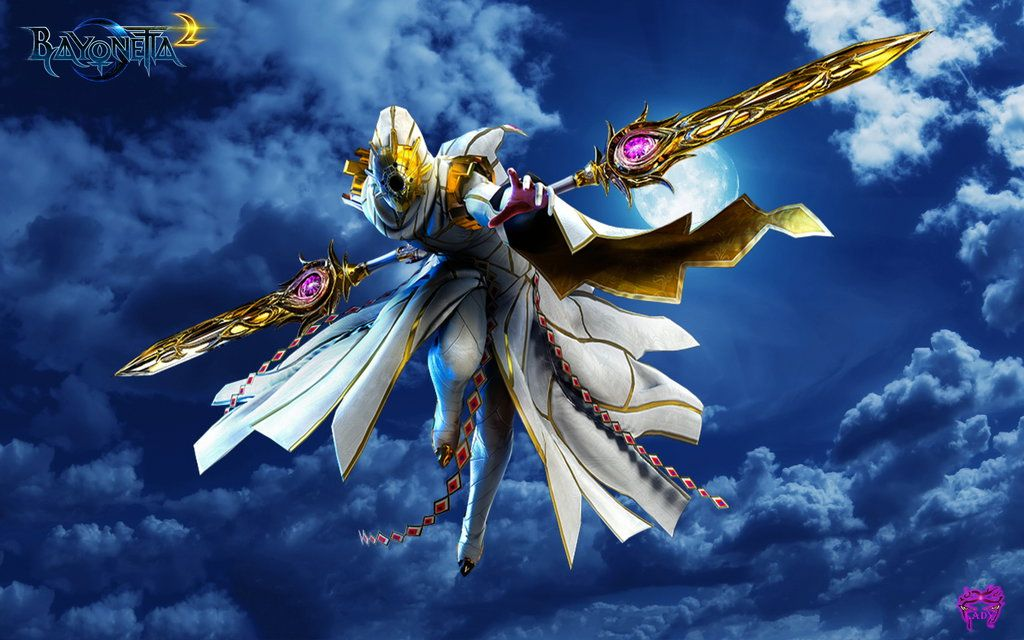 Balder Bayonetta 2 Wallpapers By Thedemonlady Bayonetta Wallpaper Balding