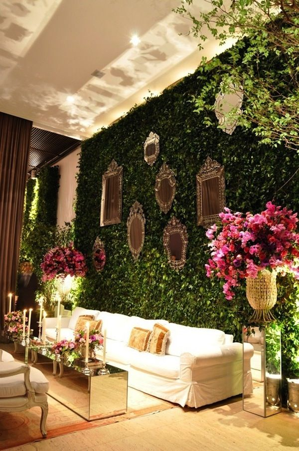 living room garden vertical garden living room mirrors mirror collage and 11252