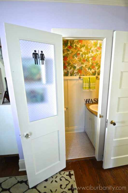 How to Add a Glass Pane to a Wood Door