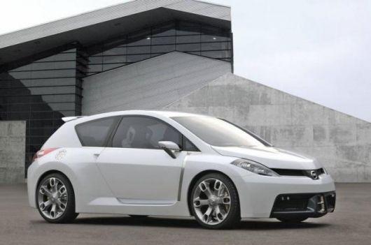 Nissan Tiida Sport Concept Image 2 Of 5 Nissan Tiida Nissan Car