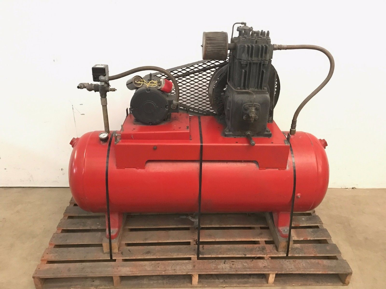 5 Hp Electric Air Compressor Motor Home idea Pinterest Motors