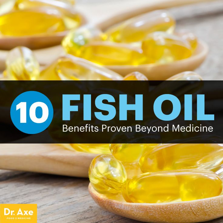 Chronic pain asthma and depression are you showing signs for Fish oil supplement dosage