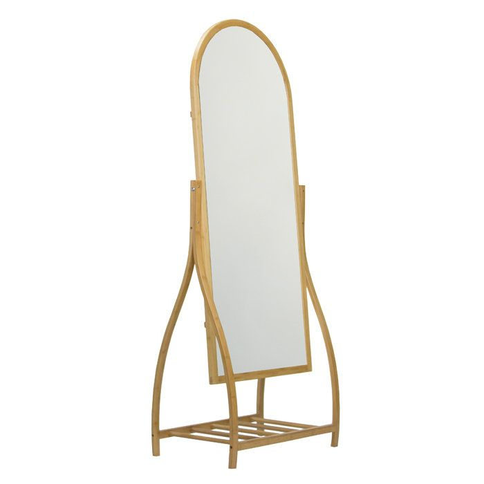 Tivoli Standing Mirror | NYC home living | Pinterest