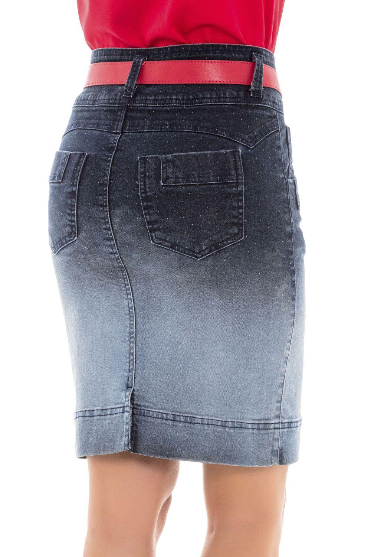 96ab1c4ed3 Saia Com Bolsos Moda Evangélica - Via Tolentino