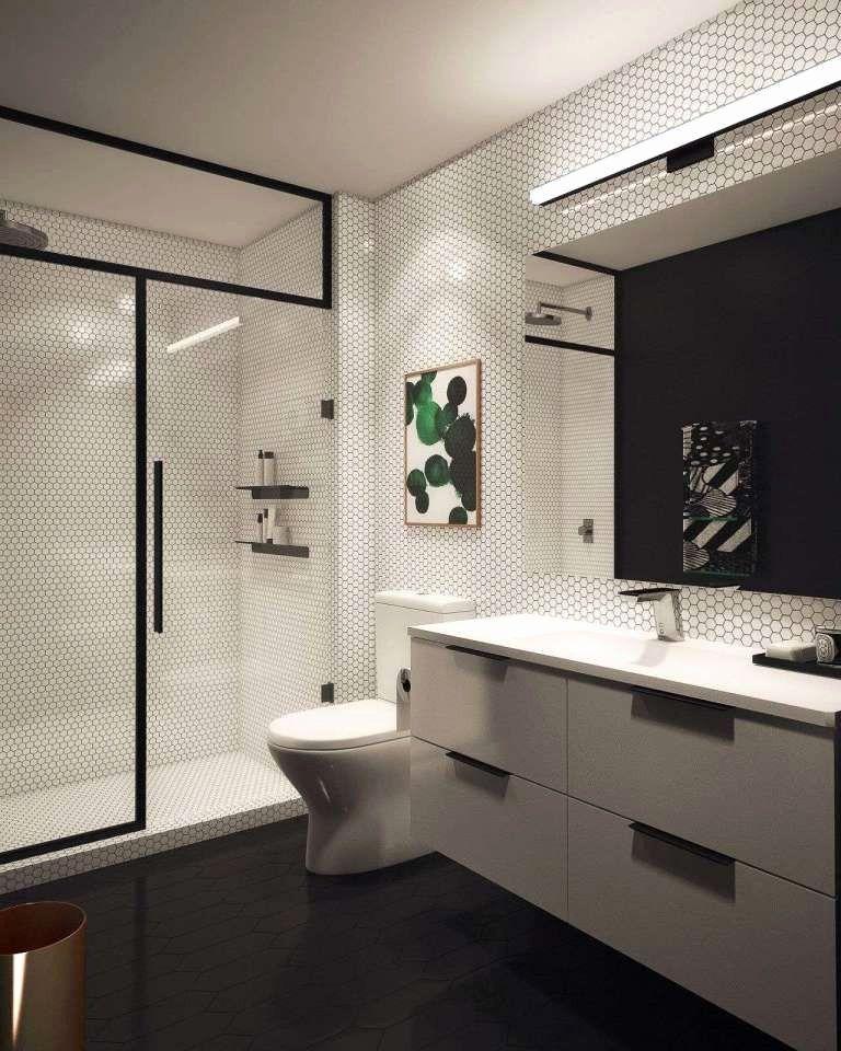 Best Interior Paint For Bathroom Unique 24 Fresh Mini Bathroom 2019 Di 2020 Desain Kamar Mandi Modern Kamar Mandi Modern Desain Interior Kamar Mandi