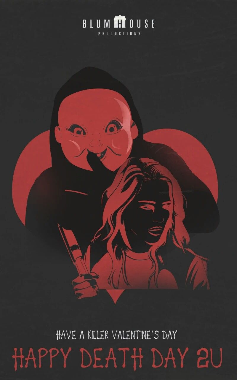 Pin By The Slasher On Miscellaneous Horror Thriller Happy Death Day Horror Movies Happy
