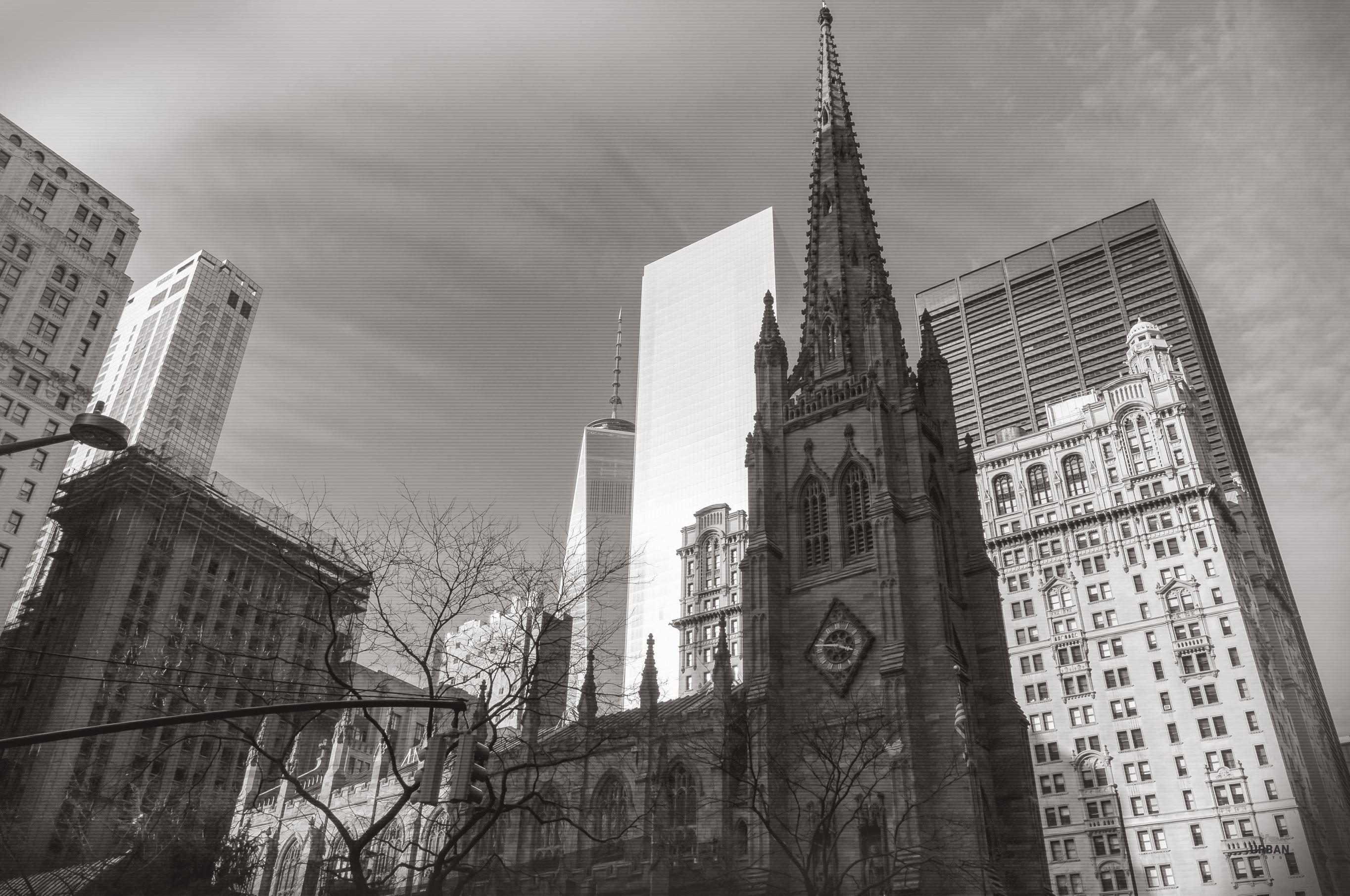 Trinity Church in Manhattan II